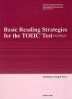 Basic Reading Strategies for the TOEIC Test
